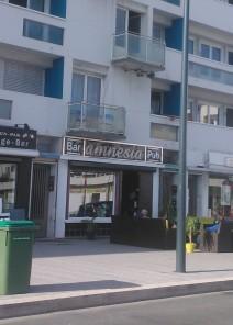 Amnesia Bar 130815