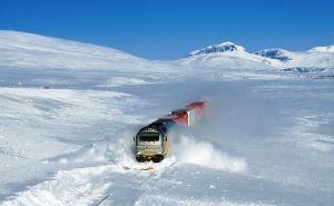 Snow Euro 4000 Lønsdal to Bolna