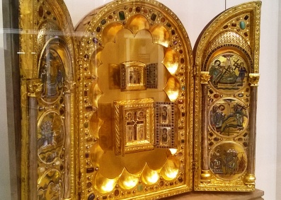 Wood of the True Cross Reliquary