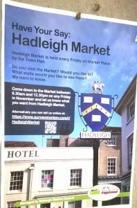 Hadleigh Market Consultation